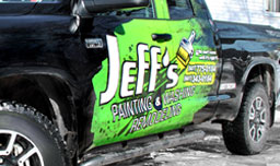 Truck, Car, Fleet and Vehicle Graphics and Wraps