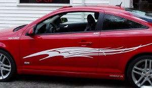Chevy Cobalt Graphics