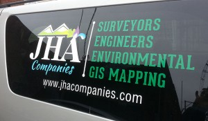 JHA Vehicle Graphics